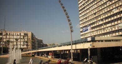 עבודות הרכבת הקלה עוברות למרכז תל אביב