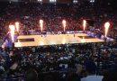 מכבי תל אביב בכדורסל מנצחת את באסקוניה