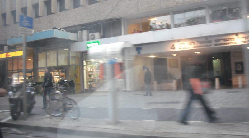 מתחמי העסקים בתל אביב ננטשים